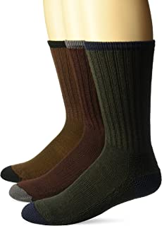 product image for Wigwam mens Range Midweight Outdoor Crew Socks 3-pack