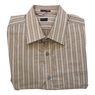 dernière mode promotion spéciale vente énorme Paul Smith Londres Manchette Double Habillé Manches Longues ...