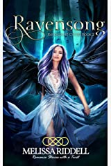 Ravensong (Ravenlight Cycles Book 2) Kindle Edition
