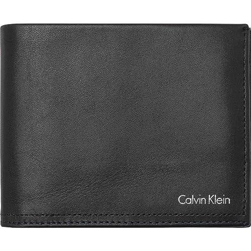 5ebbe8d6af Negozio di sconti online,Portafoglio Uomo Pelle Calvin Klein