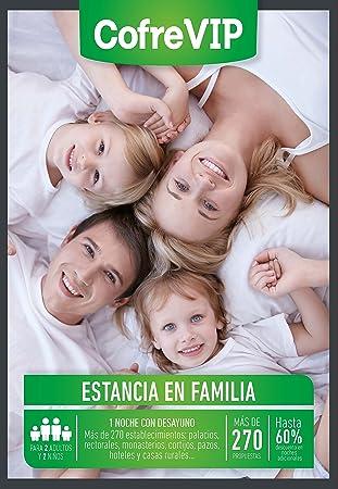 Caja Regalo Estancia en Familia CofreVip