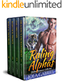Ruling Alphas: Shifter Romance Collection