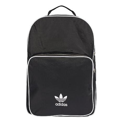 d5889c96949 adidas Originals Adicolor Classic Backpack, Black: Amazon.ca: Luggage & Bags