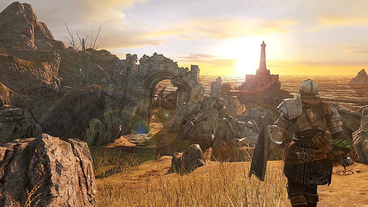 Amazon.com: Dark Souls II: Scholar of the First Sin - PlayStation ...