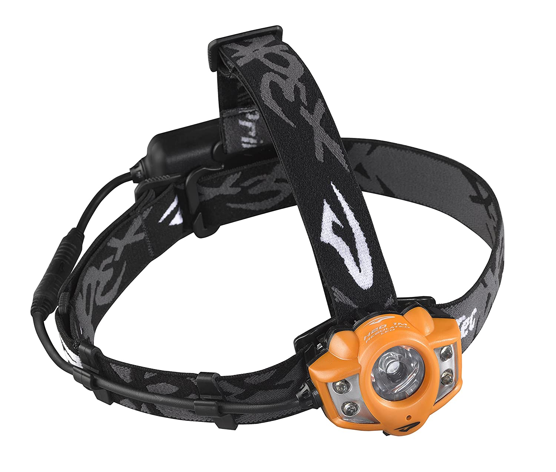 Princeton Tec Apex Rechargeable LED Headlamp Orange APX16-RC-OR