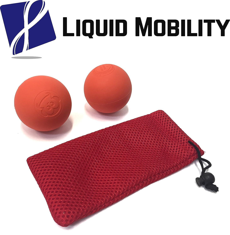 Amazon.com: Lacrosse ball trigger point massage / Yoga Tune ...