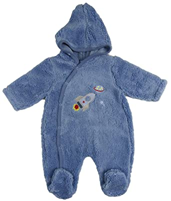 4ed3d7113 Bebe bonito Baby Fleece All in one Lightweight All in One Snowsuit ...