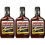 Montgomery Inn Barbecue Sauce (3 Pack 28oz Each)