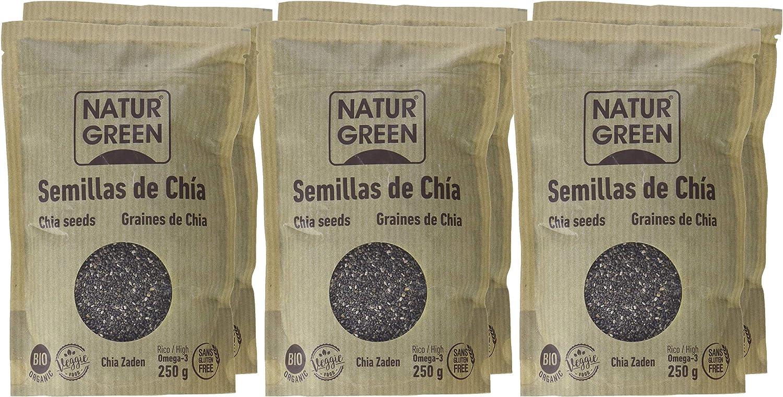 Naturgreen Complementos - 6 Paquetes de 100 gr - Total: 600 gr ...