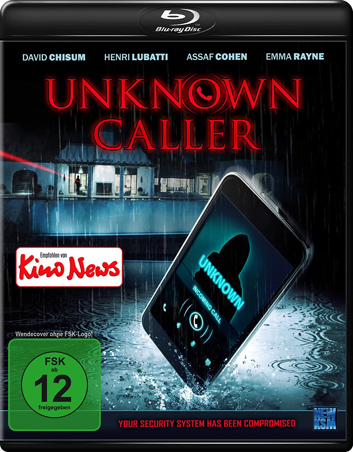 Unknown Caller (2014) BluRay 720p 700MB ( Hindi – English ) Esubs MKV
