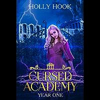 Cursed Academy (Year One)[A Teen Academy Romance] (English Edition)