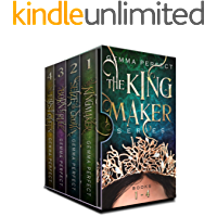 The Kingmaker Series: The Complete Set, Books 1-4