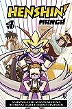 Henshin Mangá vol. 01