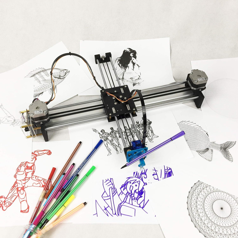 Geek-Lab - Juego de robot trazador para pintar y escribir a mano ...