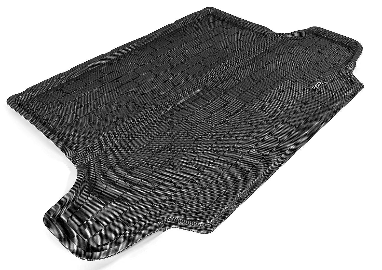 Rubber floor mats xterra - Amazon Com 3d Maxpider Cargo Custom Fit All Weather Floor Mat For Select Nissan Xterra Models Kagu Rubber Black Automotive
