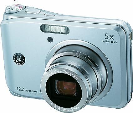 Ge General Electric A1250 Digitalkamera 2 5 Zoll Silber Kamera