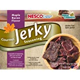 Nesco BJM-6 Gourmet Jerky Seasonings, Bacon Maple, 3 Count