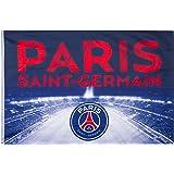 Drapeau PSG - Collection officielle Paris Saint Germain - Taille 100x150 cm