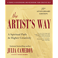 The Artist's Way: 25th Anniversary Edition book cover