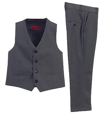 dcf084aaeaba4 Amazon.com  Gioberti Boy s Formal Suit Set  Clothing