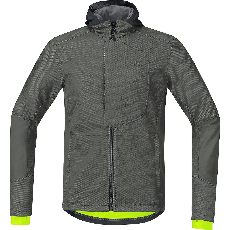 Gore Wear, Hombre, Chaqueta Cortavientos de Ciclismo, Gore C3 Gore Windstopper Urban Jacket, 100049: Amazon.es: Deportes y aire libre