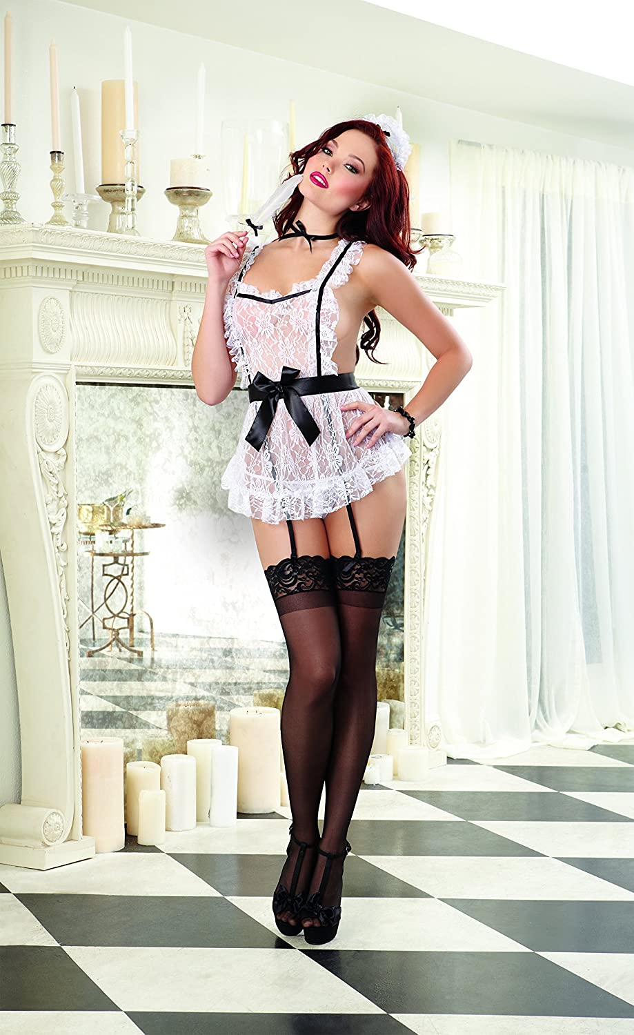 Dreamgirl Sexy ?Maid Costume Outfit