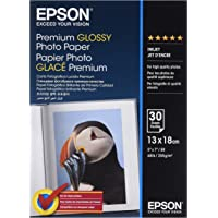 Epson Premium Glossy Photo Paper Papier photo brillant 130 x 180 mm 30 feuilles