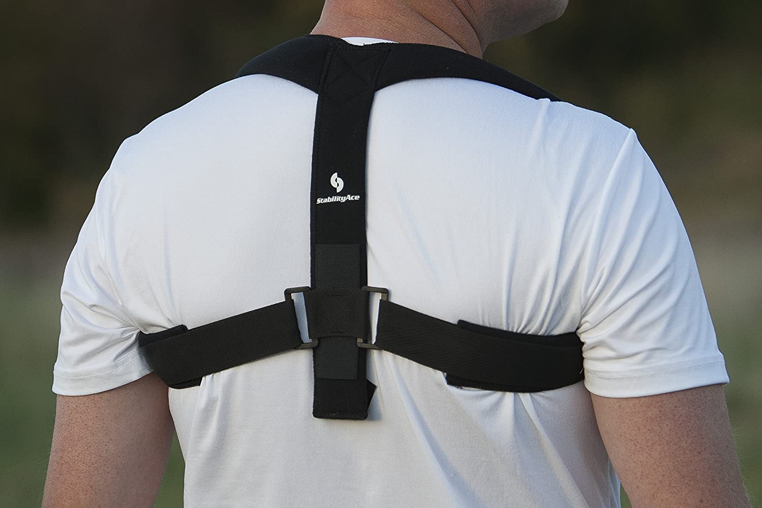 StabilityAce Posture Corrector & Support