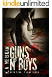 Guns n' Boys: Swamp Blood (Book 4) (gay dark mafia romance)