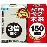 VAPE 未来驱蚊器150日套装 珍珠白 灭虫专用 主体+替换装