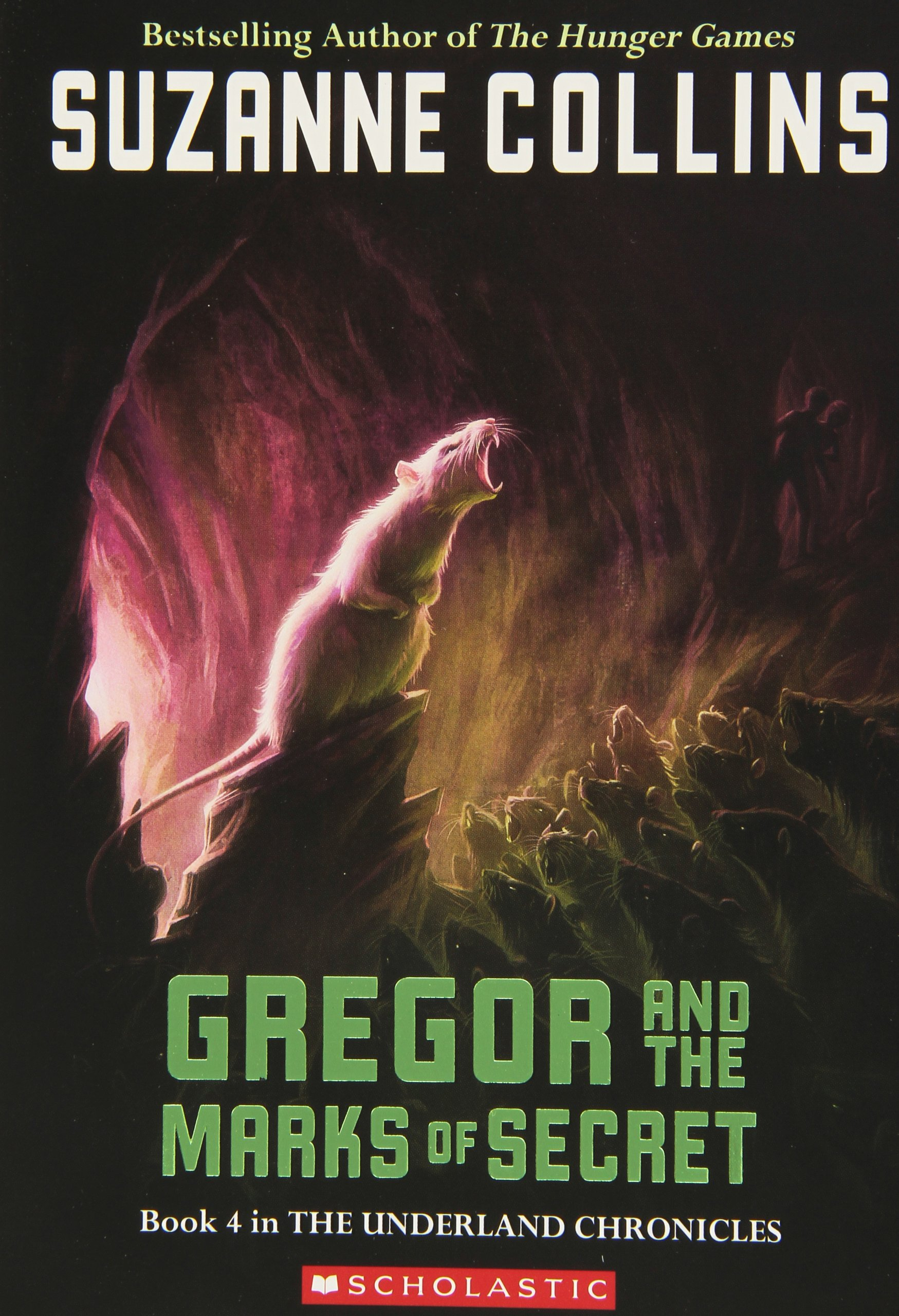 Gregor The Underland Chronicles (5 Volume Set): Suzanne Collins:  0005451668106: Amazon: Books