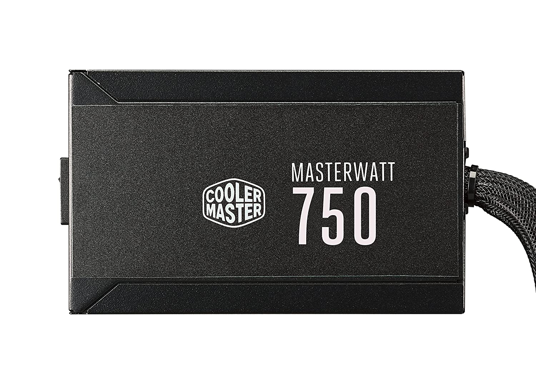 Cooler Master MasterWatt 650 PC-Netzteil MPX-6501-AMAAB-EU 80+Bronze Semi-Passiv Semi-Modular