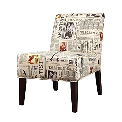 ACME Aberly Fabric Accent Chair