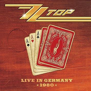 89ab2ebd459 ZZ Top - Live In Germany 1980 - Amazon.com Music
