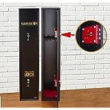 Ultimate Safe® 3 Shotgun Gun Safe Cabinet With Unique Triple Blade Lock® Police Approved