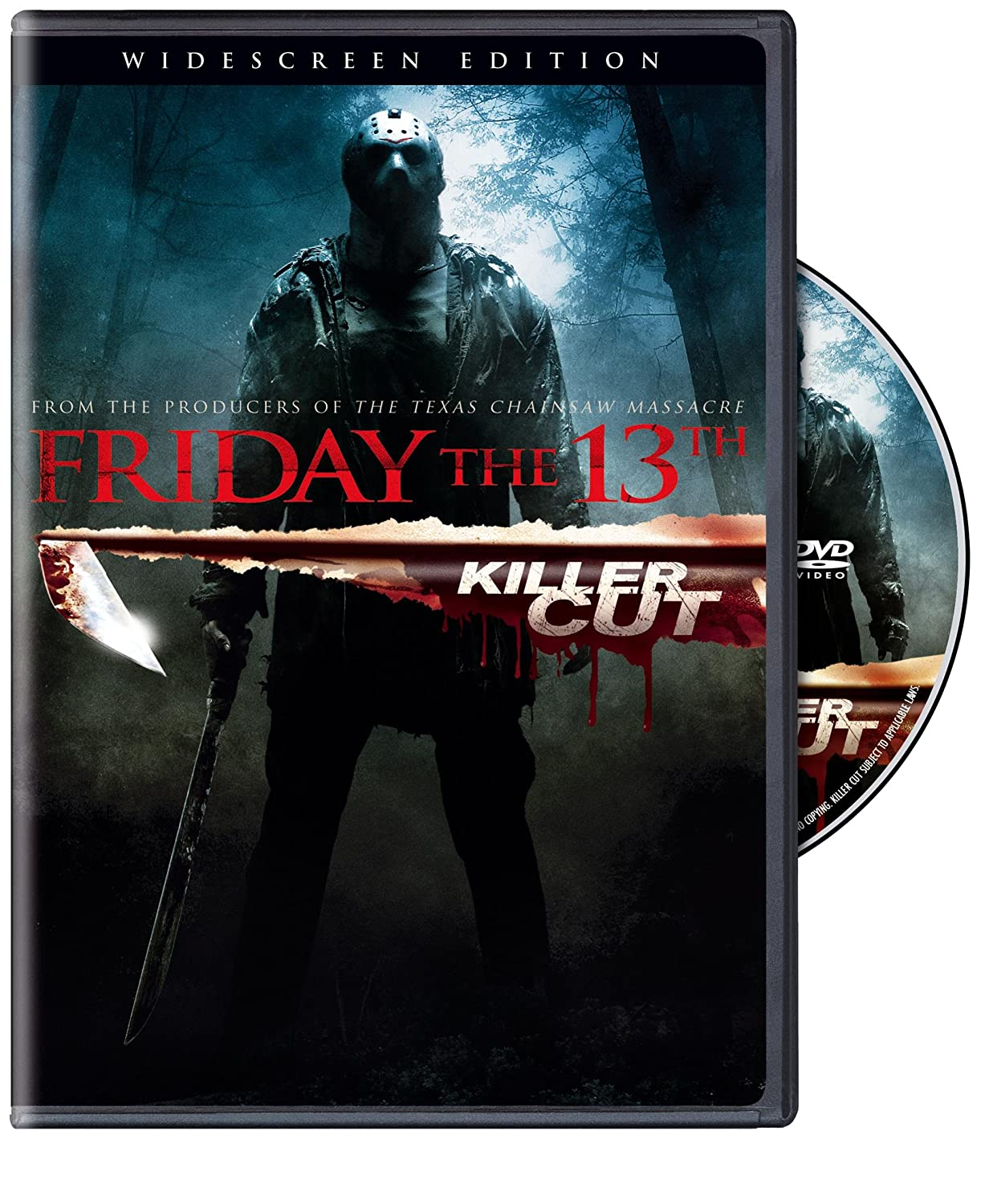 Friday the 13th (Killer Cut, Widescreen) Jared Padalecki Danielle Panabaker Amanda Righetti Travis Van Winkle