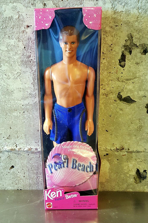 Ken doll friend of Barbie Pearl Beach 1997