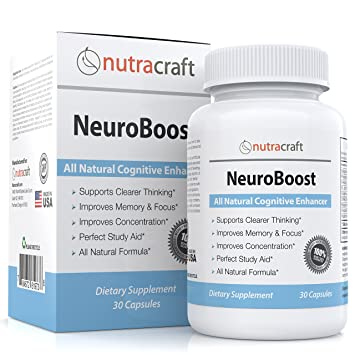 Amazon Com 1 Cognitive Support Alertness Supplement Natural