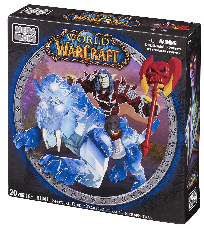 tienda de venta en línea Mega Bloks World of Warcraft Spectral Tiger and the Seperon Seperon Seperon  edición limitada