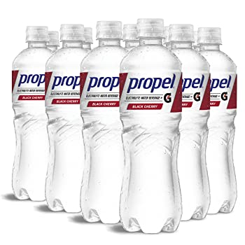 Propel Black Cherry Zero Calorie Water Beverage