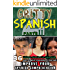 Gritty Spanish Parte II:  Fun Urban Spanish stories that will improve your Spanish reading comprehension!  Fun Side By Side Intermediate - Advanced Stories in Spanish!