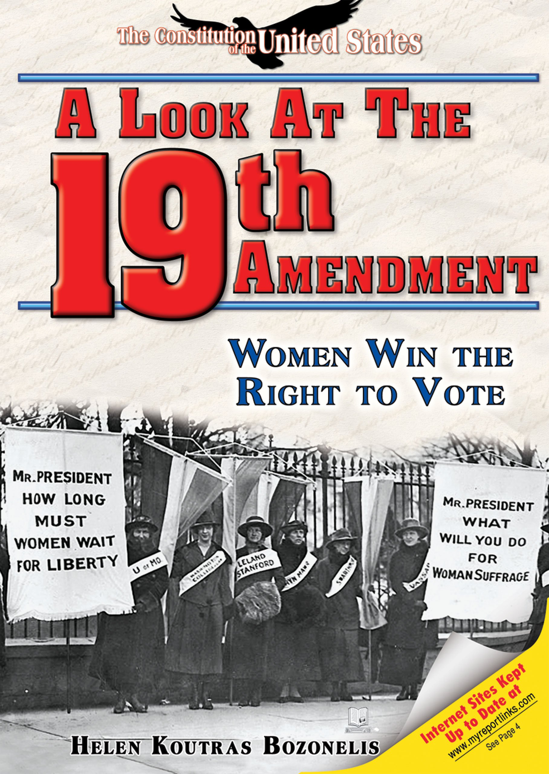Amazon A Look At The Nineteenth Amendment Women Win Right
