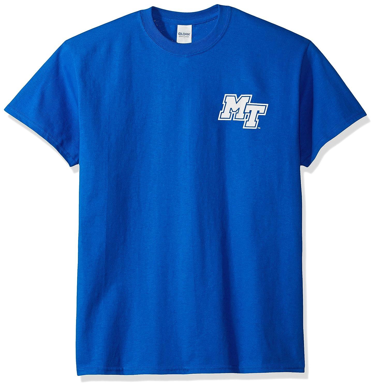 適切な価格 NCAAストライプNation半袖 3L Middle Blue Tennessee State 3L Blue Middle Raiders B01N0XVH6V, デザインアクセス:4dc4e8ab --- a0267596.xsph.ru