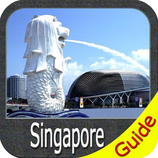 Singapore GPS Map Navigator: Amazon.es: Appstore para Android