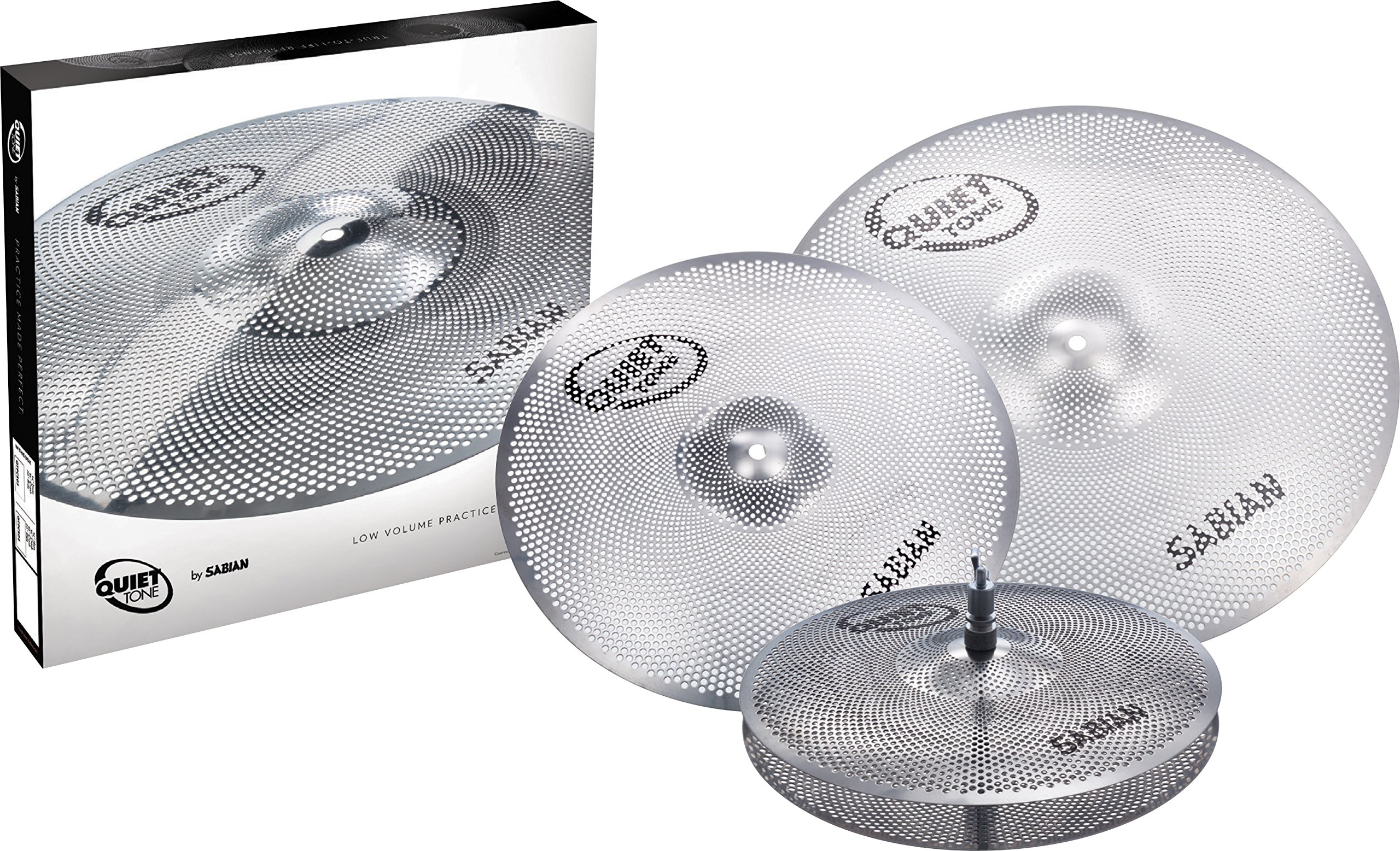 Sabian Cymbal Variety Package (QTPC502)