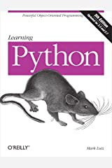 Learning Python: Powerful Object-Oriented Programming Kindle Edition