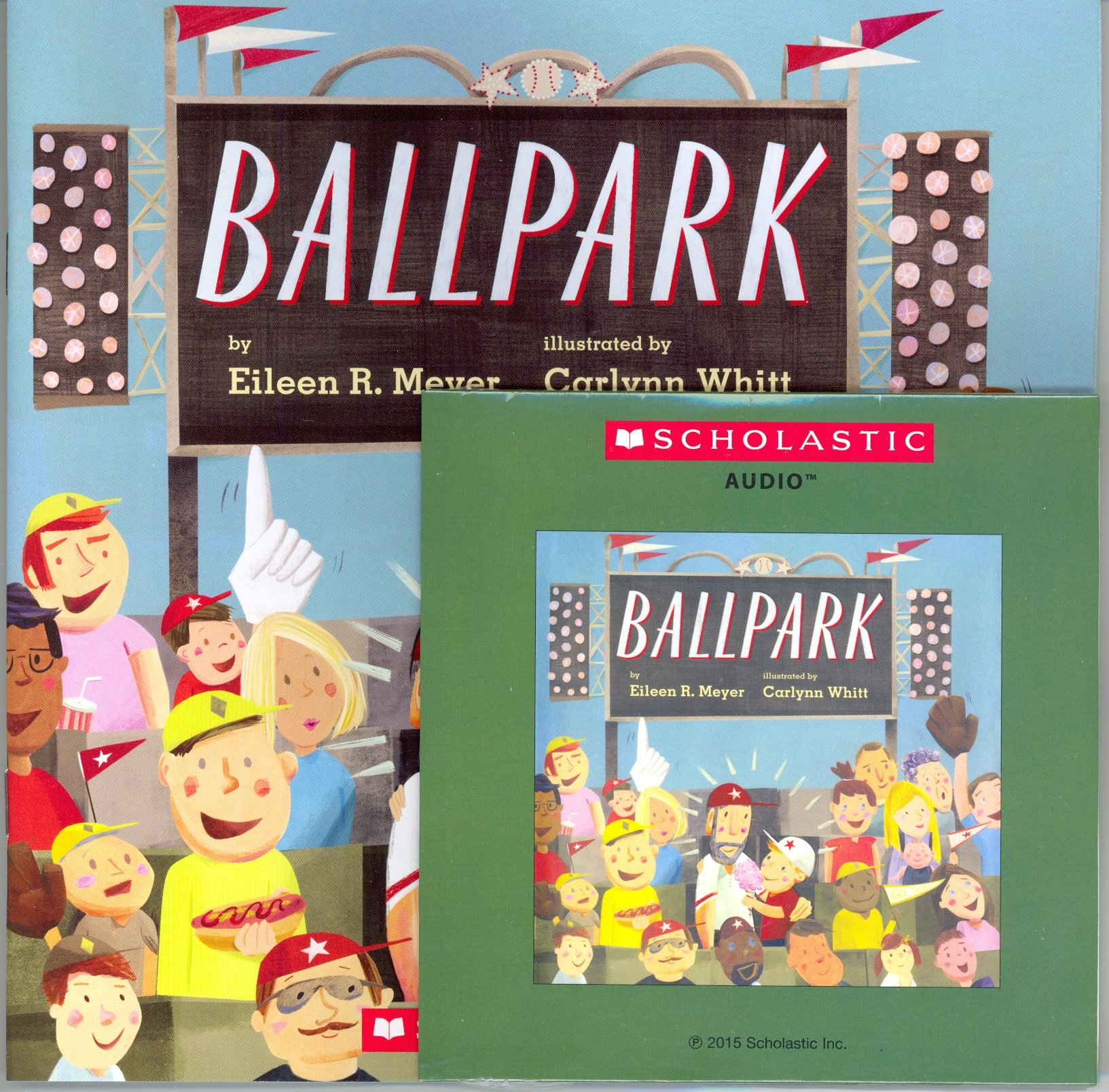 Ballpark (Paperback and Audio CD) pdf epub