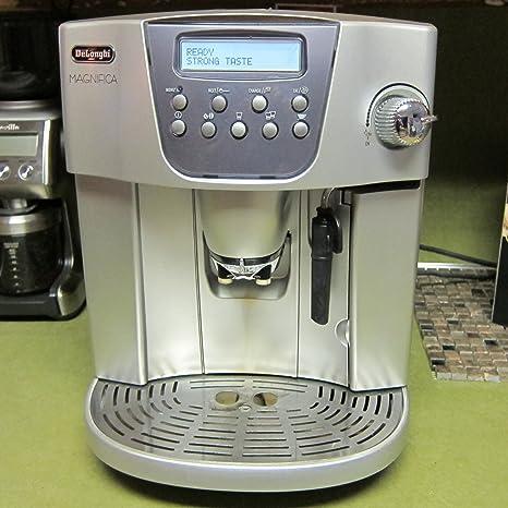Amazon.com: DeLonghi Magnifica esam4400 Super Centro de café ...