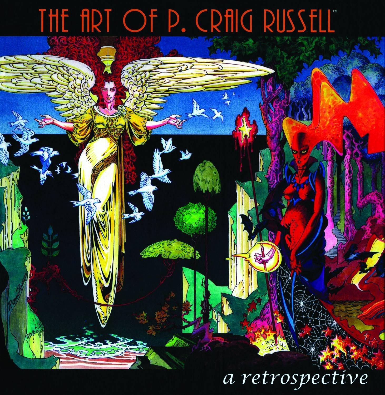 Download The Art Of P. Craig Russell pdf epub