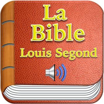 LA POUR ANDROID BIBLE LOUIS SEGOND TÉLÉCHARGER